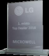 Ocenenie lg 2016 w 180px - Top Dealer 2016 Microwell