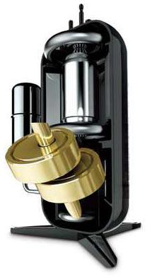 Invertor kompresor