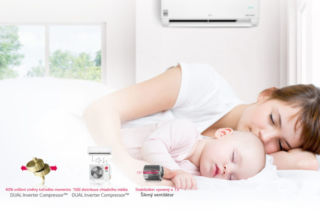 DUALCOOL Air Purification 07 1 Quiet Operation D