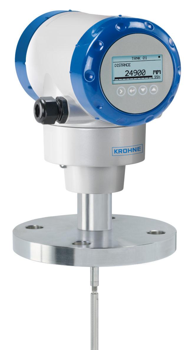 OPTIFLEX 2200 C single rod horizontal