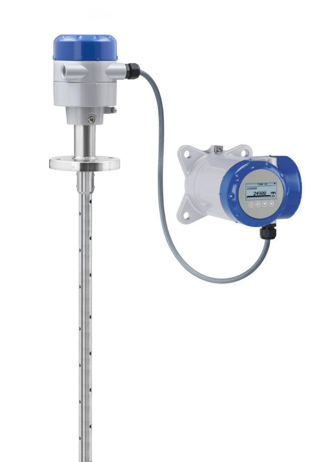 OPTIFLEX 2200 F coaxial