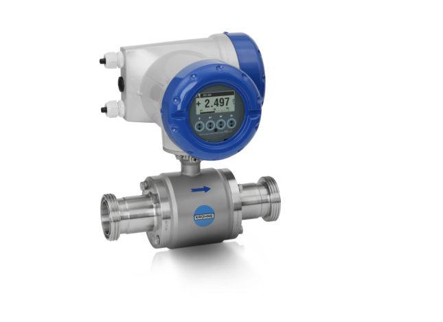 OPTIFLUX 6300 C DN50 DIN11851