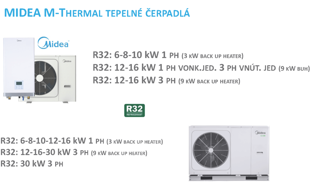M THERMAL info