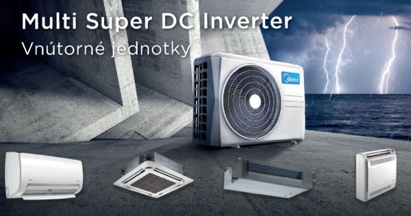 Multi Super DC Inverter