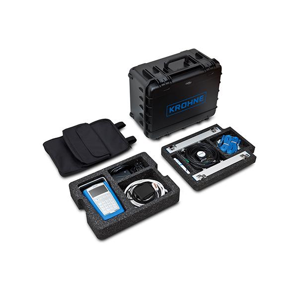 Ultraschall durchflussmessgeraet optisonic 6300 p koffer